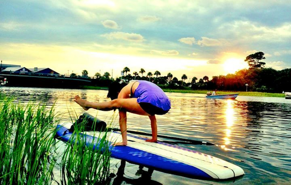 3 benefits of #sup #yoga - Learn what they are here: http://t.co/XiyU4Z4T1v #paddleboarding #supconnect #sup #supyoga http://t.co/zyMXWn0HC2