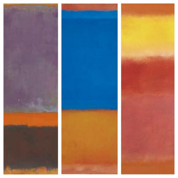 Which Rothko do u prefer upcoming at auction? Left (@ChristiesInc), Center (@phillipsauction) or Right (@Sothebys)? http://t.co/zHE8lDt0uj