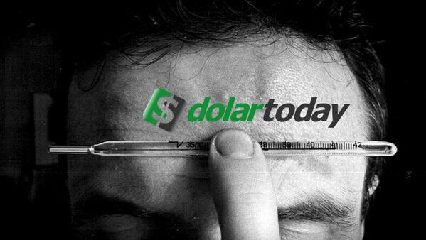 Decir que DolarToday es responsable del precio del Dolar es como decir que la fiebre es culpa del termómetro
