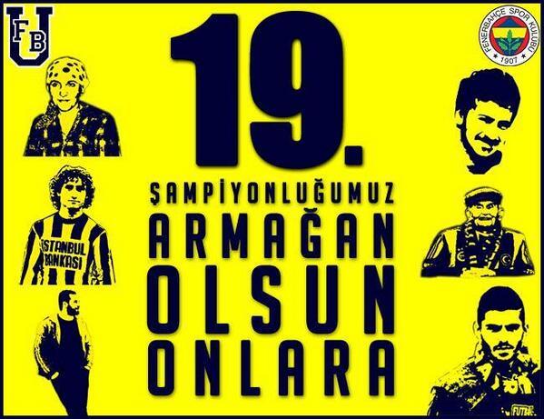 #YansınTürkiyeŞampiyonFENERBAHÇE http://t.co/51blMN8qDg