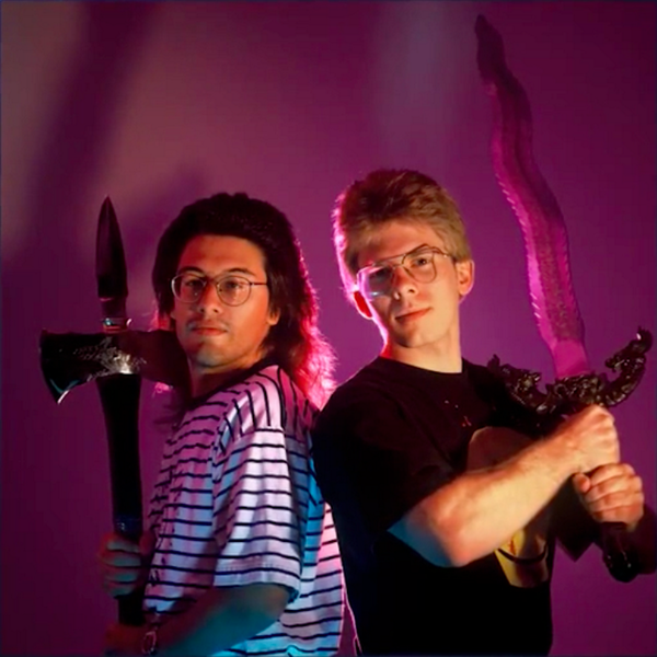 Dayum! @romero and @ID_AA_Carmack were metal as hell back in the day http://t.co/tJHwuwrrGM