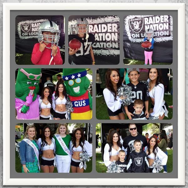 More scenes from the #RNOL booth at the @AsparaFest in Stockton. http://t.co/B7jC26TDyS