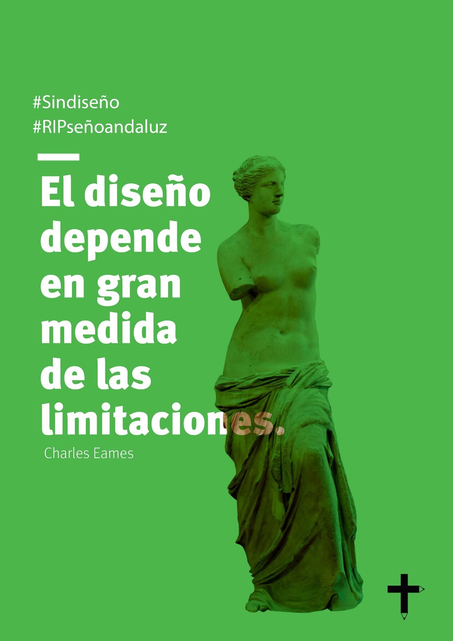 RT @jlbreell: Si al diseño gráfico público #RIPsenoandaluz #sindiseno #EsDiseñoJerez http://t.co/J7jWcNzJMO