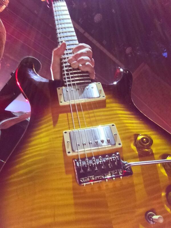 Tonight on Fallon, this is happening: @prsguitars http://t.co/Qsb3TLApLU