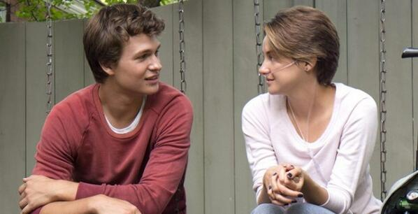Hazel finds her truth in new 'The Fault in Our Stars' trailer - watch! - http://t.co/sREqvgskns #TFiOS http://t.co/v8bNtwH2h9