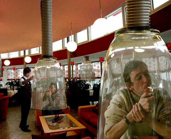 Paid smoking booths in Japan: http://t.co/MwffzFsIvJ