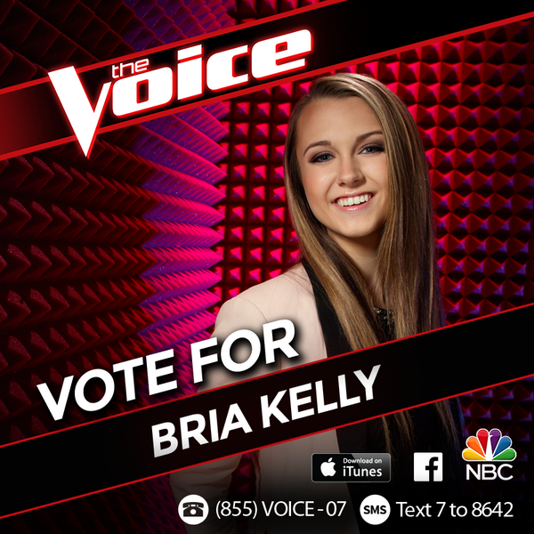 After tonight's episode, show @briakelly some <3 with a vote! #VoiceTop10 http://t.co/QQdAp8GP6m