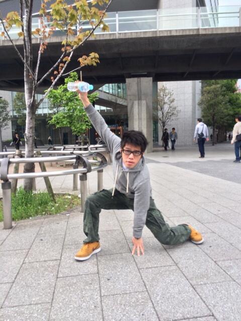 OooDa「待たせたな!」 http://t.co/TUaufDwGKX