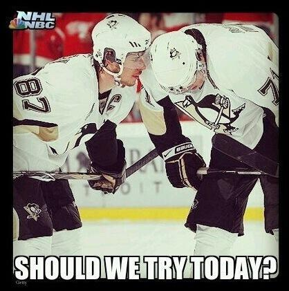 If you didn't notice tonight, Geno answered this question with a