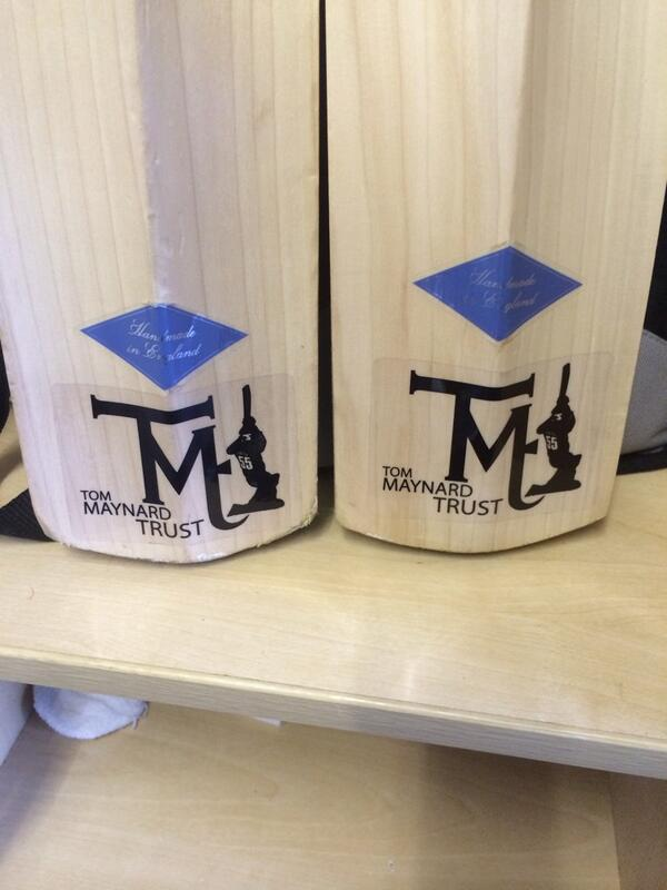 Great to be supporting the @TomMaynardTrust again this season. #TMT #TLM55 http://t.co/mSUwdvxVC7