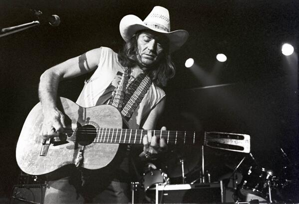 Happy Birthday Willie Nelson! He was born on April 29th 1933 in Abbott, TX http://t.co/nMgcDAQZZH