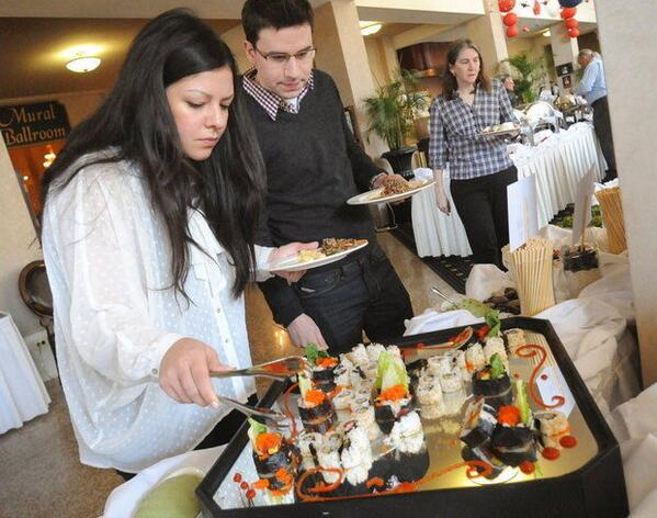 Hotel Bethlehem earns a spot on OpenTable's Top 100 Best Brunch Restaurants in America http://t.co/ujsXy330Bu http://pbs.twimg.com/media/BmZaGD8IIAAqi6W.jpg:large