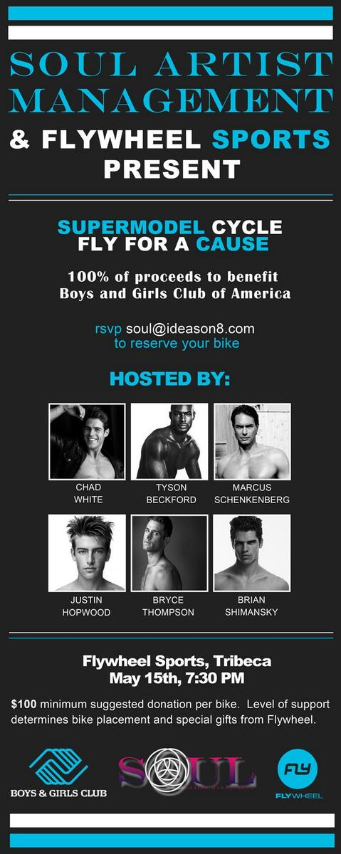 Reserve a bike! Charity ride for the Boys and Girls Club - May 15th - @flywheel @BGCMP @soulartistmgmt @ideason8 http://t.co/ODQMp1UiJq