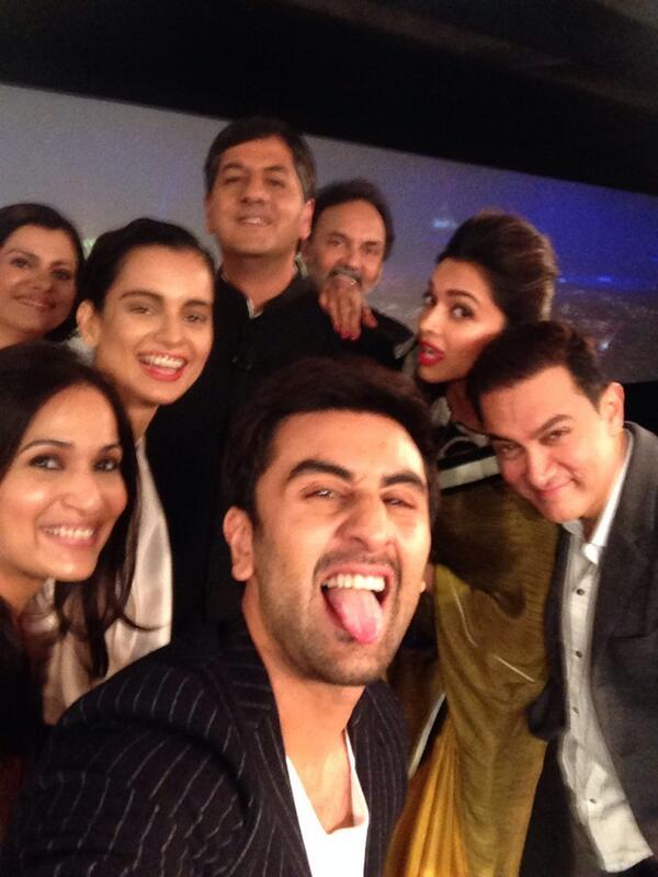 Best Indian selfie ever! #NDTVIndian http://t.co/R14uArAgZk