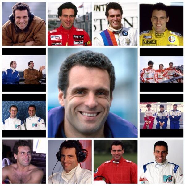 As a personal tribute to Roland, his smile & sense of humour I will always remember #RIPRolandRatzenberger http://t.co/n39X18SExm