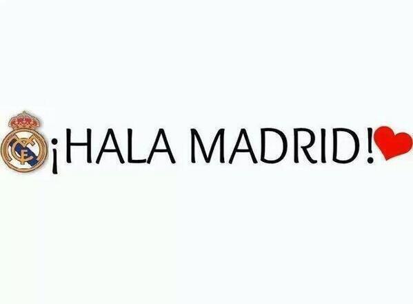 Ganar! Ganar! Ganar! #APorLaDecima #HalaMadrid http://t.co/6PyeEBc70e