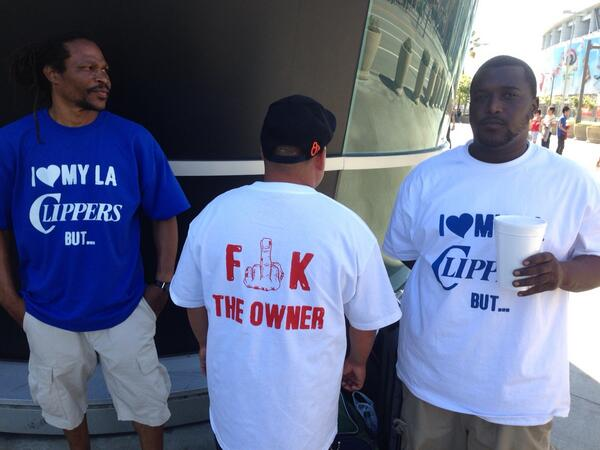 One of the shirts being sold here at Staples Center... http://t.co/C72esOFWia