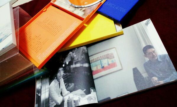 こんな雨の日は家で松本隆作詞全曲集を聴くに限るね(^o^) 今日は『内心、Thank you』か『スローなブギにしてくれ I want you』な気分 http://t.co/hU4HCaBOKk