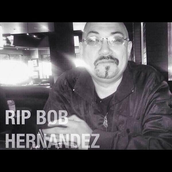 Always a #caliking rest in power brother dj @bobhernandez http://t.co/awybxaVNl0 http://t.co/cuonYJV1Hw