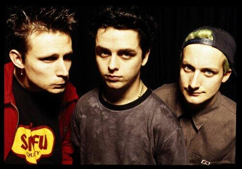 The old school  @GreenDay ♥ http://t.co/651hoULaNh