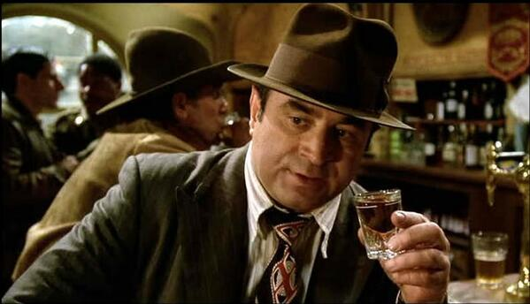 RIP #BobHoskins, the first British guy to play an American better than an American could. http://t.co/Ftapp2xl9K