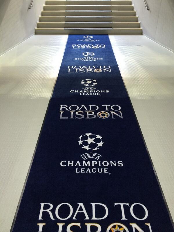 Derby de Madrid en Lisboa. 24 de mayo por #CHAMPIONSxESPN http://t.co/0Is0qStuWD