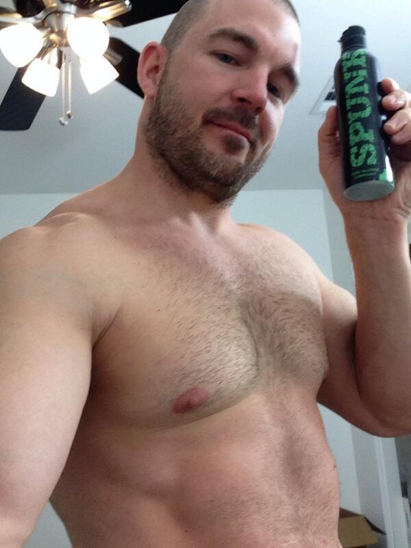 STR8cam Jeff (@str8cam): I'm getting ready to get my stroke on with NON DRYING @SpunkLube pure silicone http://t.co/wHQTqlKCNa http://t.co/AFd7EA8ybP