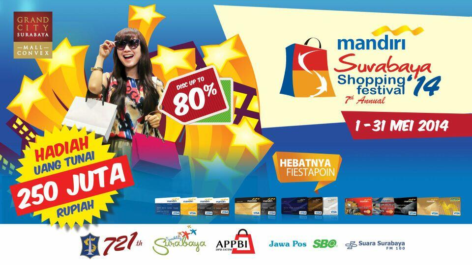 Shopping Surabaya Surabaya Shopping Festival is