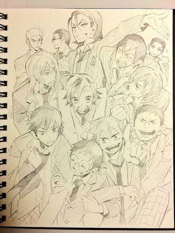 いっぱい描いた〜! http://t.co/CAmD9duBcT