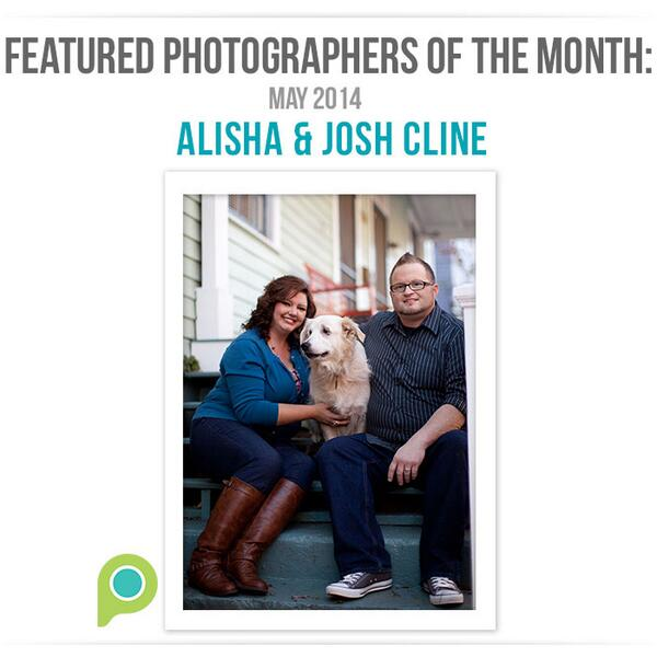 Congrats to @ClinePhotograph on being May's Featured Photographers! Read their interview: http://t.co/EyOyGgolKH http://t.co/mNI0drcRvH