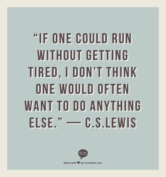 A great classic running quote to inspire your Thursday. http://t.co/qp6VmntPyD