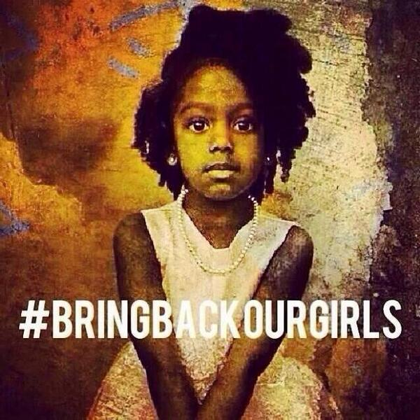 #BringBackOurGirls the more noise we make the more of a chance ppl will take action! http://t.co/X9lZZURAhP