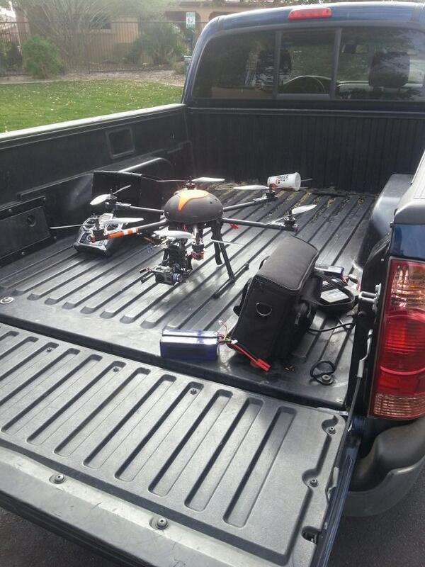 Tarrot hexacopter with naza-m and alex mos 2 axis gimbal for sale.  $2500.00 built, tuned, and tested. http://t.co/JNGhReBtoN