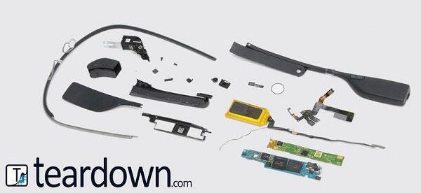 Les Google Glass vendues 1500$ ne coûteraient que 80$ en composants selon Teardown http://t.co/wHiO5LiPHe http://t.co/OWzolkJzam