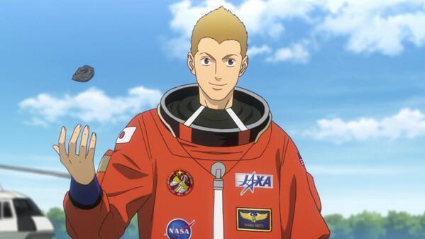 宇宙行くの夢なんだろ諦めんなよもし諦め切れるんならそんなもん夢じゃねえ南波日々人『宇宙兄弟』
