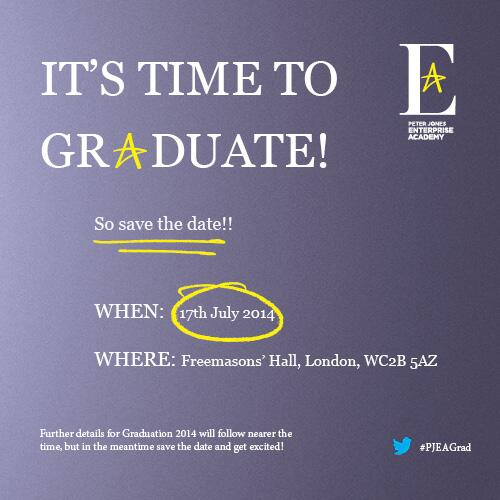 Calling all Academy students! Exciting news about Graduation 2014! #PJEAgrad http://t.co/Gcuikghqtb