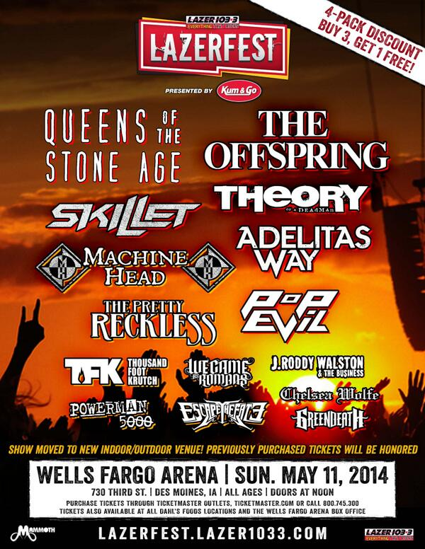 #Lazerfest is just days away.  Do you have tickets yet?  Get them here: http://t.co/bQSvDaBo88 http://t.co/oQI4WqnyqR