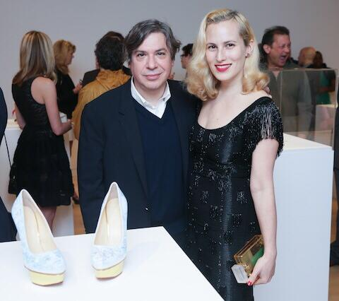 .@Charlottes_Web Steps Up for Art last night at @Gagosian [via @Styledotcom] - http://t.co/hDjIFC8A1r http://t.co/1pWZhhgcQ0
