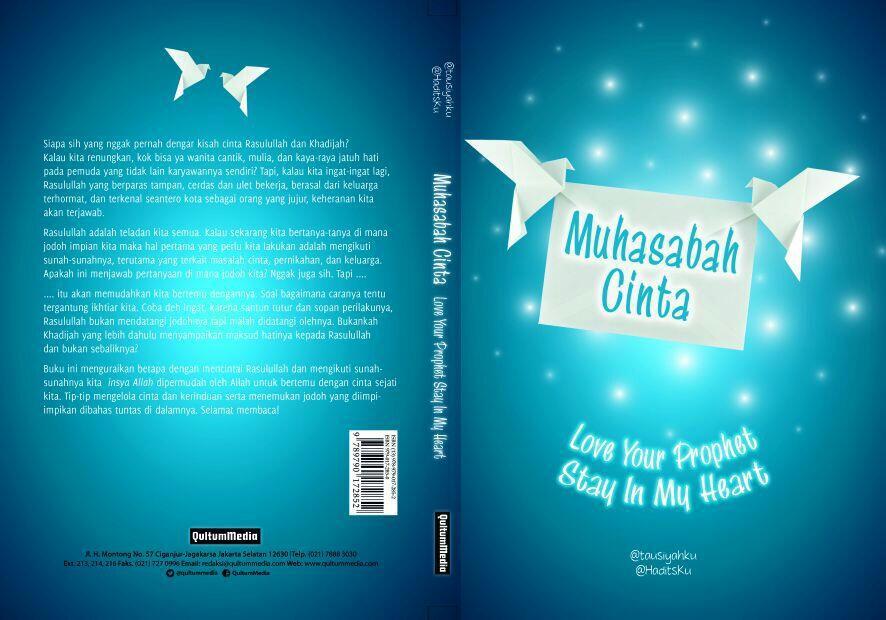 "tausiyahku : Untuk format Pemesanan Buku ""MUHASABAH CINTA"" sila ..."