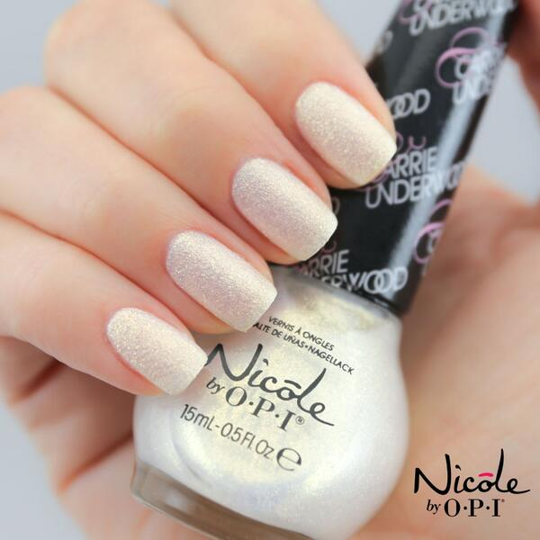 """This shade truly glows from within. """"Sing You Like A Bee"""" from our @CarrieUnderwood collection. http://t.co/eeNydKyEWz"""