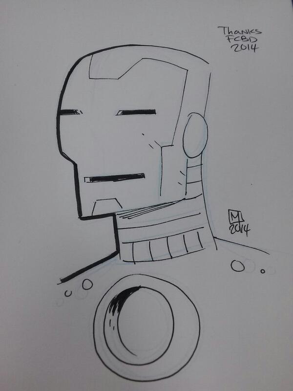 #FCBD2014 sketch Iron Man http://t.co/hVgCPfMwXH