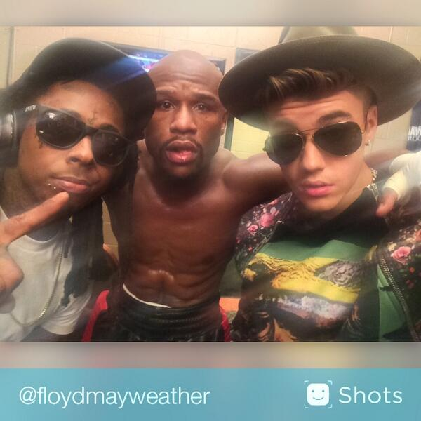 Thank you @justinbieber, @liltunechi and all of #TMT for your love & support. We did … http://t.co/PfimYM66YC #selfie http://t.co/676EPe32gt
