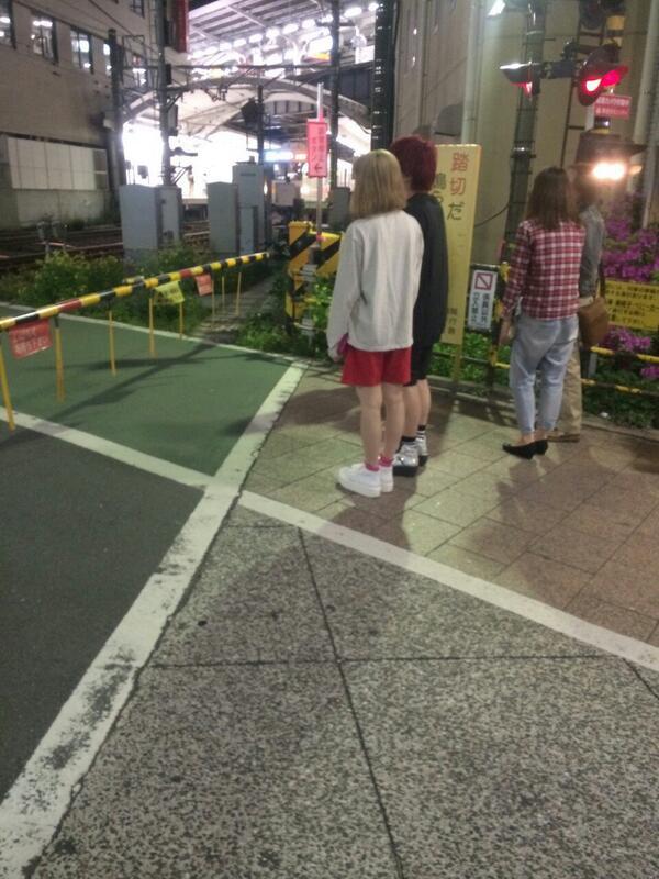 きゃりーぱみゅぱみゅさん、またSEKAINOOWARIとのデート現場を盗撮される