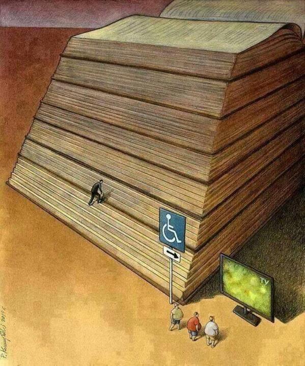 حافظ على لياقتك ودع لذوي الاحتياجات الخاصة طريقهم