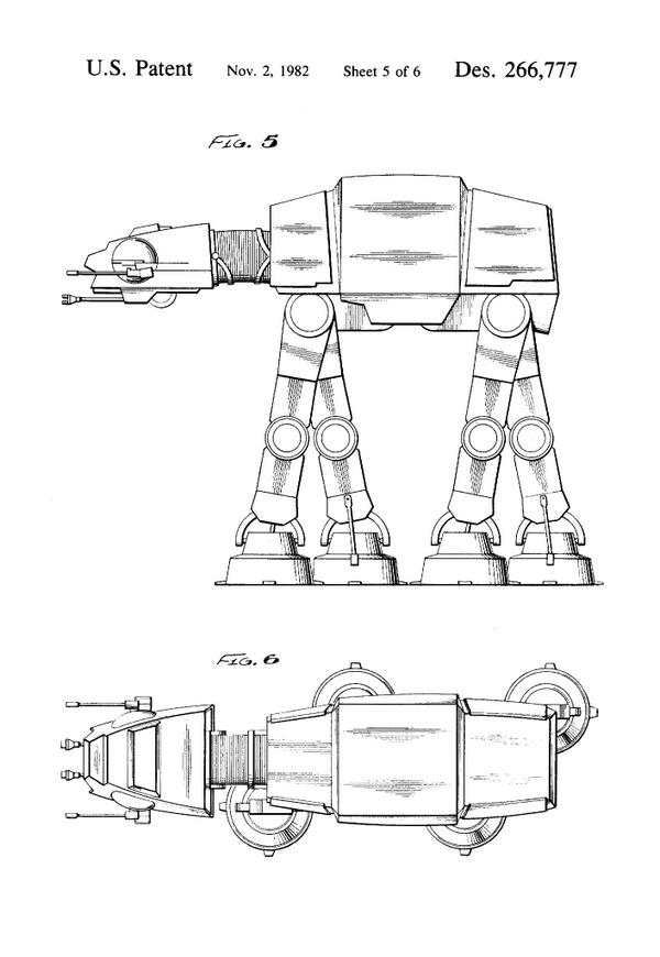 May the 4th be with you. @starwars #MayThe4thBeWithYou #ip #design #patent #designpatent #uspto http://t.co/Tbk69Vdo7p