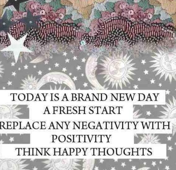 Monday mantra: today is a fresh start! Replace any negativity with happy, positive thoughts #thinkclean #gettheglow http://t.co/pxYD2mqIZD