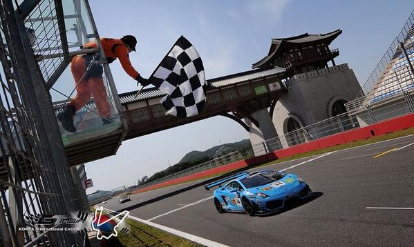 I've got pole position and Race 1 win !!!!! http://t.co/K1YSYl0TFm