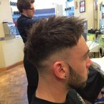 """RT @Harveywhite_: """"@ChidgeyValleys: Been to see @Welsh_Louis for a trim...wicked!!! highly recommended???????? http://t.co/biUOL5gzP7"""" this is a @Cunt_Watchers cut"""