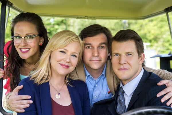 .@BeTheBuddha chats w/ @Eric_Mabius about #SignedSealedDelivered http://t.co/dPpLDkrUAp #POStables http://t.co/MTCLDH4MP7