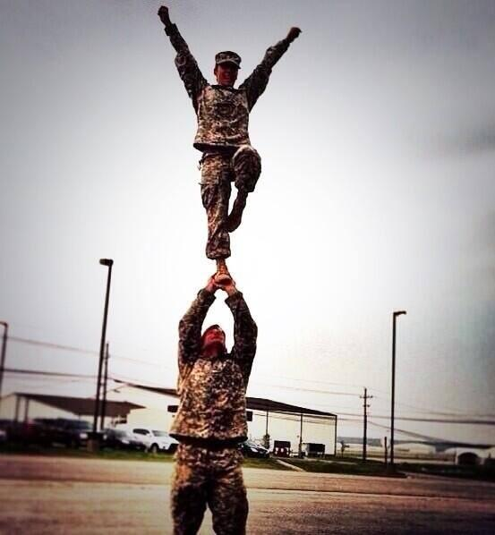 Thank you to all the brave men and women of the armed forces for your service. #ArmedForcesDay http://t.co/gfJQv4Vnek